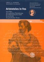 Cover-Bild zu Aristoteles in Fes