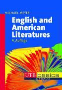 Cover-Bild zu English and American Literatures von Meyer, Michael