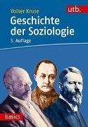 Cover-Bild zu Geschichte der Soziologie
