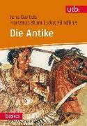 Cover-Bild zu Die Antike von Bartels, Jens