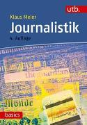 Cover-Bild zu Journalistik von Meier, Klaus