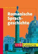 Cover-Bild zu Romanische Sprachgeschichte von Kaiser, Georg A.