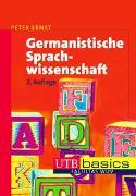 Cover-Bild zu Germanistische Sprachwissenschaft von Ernst, Peter
