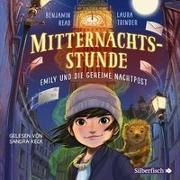Cover-Bild zu Emily und die geheime Nachtpost von Read, Benjamin