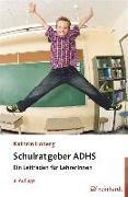 Cover-Bild zu Schulratgeber ADHS von Hoberg, Kathrin