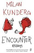 Cover-Bild zu Kundera, Milan: Encounter (eBook)