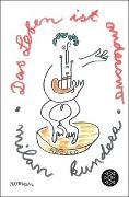 Cover-Bild zu Kundera, Milan: Das Leben ist anderswo