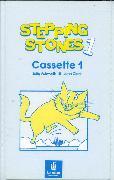 Cover-Bild zu Clark, John: Bd. 1: Stepping Stones Stepping Stones 1 Set of 2 Cassettes - Stepping Stones