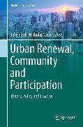 Cover-Bild zu Wise, Nicholas (Hrsg.): Urban Renewal, Community and Participation (eBook)