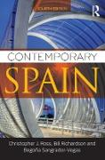 Cover-Bild zu Ross, Christopher: Contemporary Spain (eBook)