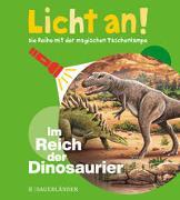 Cover-Bild zu Im Reich der Dinosaurier
