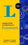 Cover-Bild zu Langenscheidt Schulwörterbuch Französisch