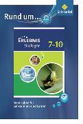 Cover-Bild zu Erlebnis Biologie - Ausgabe 2007 für das mittlere Lernniveau in Hamburg, Hessen, Niedersachsen und Schleswig-Holstein