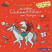 Cover-Bild zu Die tollsten Weihnachtslieder zum Mitsingen von Kacirek, Nils