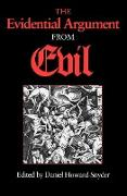 Cover-Bild zu Russell, Bruce: The Evidential Argument from Evil (eBook)