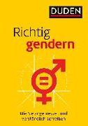 Cover-Bild zu Steinhauer, Anja: Richtig gendern