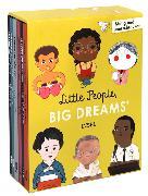 Cover-Bild zu Sánchez Vegara, María Isabel: Little People, Big Dreams: Mutig und unerschrocken