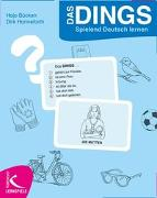 Cover-Bild zu Das Dings: Spielend Deutsch lernen von Bücken, Hajo