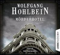 Cover-Bild zu Hohlbein, Wolfgang: Mörderhotel