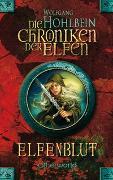 Cover-Bild zu Hohlbein, Wolfgang: Die Chroniken der Elfen: Elfenblut