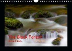 Cover-Bild zu Di Chito, Ursula: The Black Forest - UK Version (Wall Calendar 2021 DIN A4 Landscape)