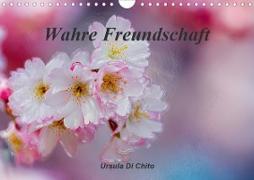 Cover-Bild zu Di Chito, Ursula: Wahre Freundschaft (Wandkalender 2021 DIN A4 quer)