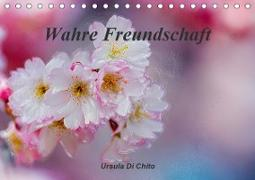 Cover-Bild zu Di Chito, Ursula: Wahre Freundschaft (Tischkalender 2021 DIN A5 quer)