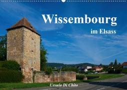 Cover-Bild zu Di Chito, Ursula: Wissembourg im Elsass (Wandkalender 2021 DIN A2 quer)