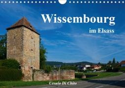 Cover-Bild zu Di Chito, Ursula: Wissembourg im Elsass (Wandkalender 2021 DIN A4 quer)