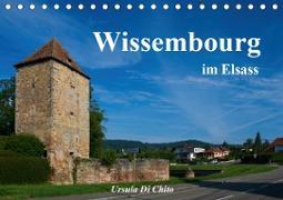 Cover-Bild zu Di Chito, Ursula: Wissembourg im Elsass (Tischkalender 2021 DIN A5 quer)