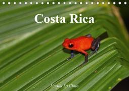 Cover-Bild zu Di Chito, Ursula: Costa Rica (Tischkalender 2021 DIN A5 quer)