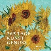 Cover-Bild zu 365 Tage Kunstgenuss