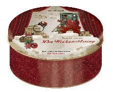Cover-Bild zu Arenz, Ewald: Der Weihnachtsring - Ein Adventskalender für Verliebte