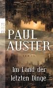 Cover-Bild zu Auster, Paul: Im Land der letzten Dinge