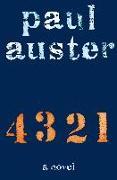 Cover-Bild zu Auster, Paul: 4 3 2 1