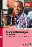 Cover-Bild zu Grammatikübungen mit System von Jaglarz, Barbara