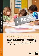 Cover-Bild zu Das Satzbau-Training (eBook) von Vogel, Klaus