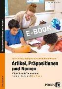 Cover-Bild zu Artikel, Präpositionen und Nomen - Mein Körper 3/4 (eBook) von Weichert, Anna Elisabeth