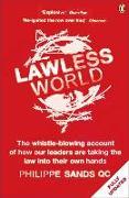 Cover-Bild zu Sands, Philippe, QC: Lawless World