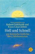 Cover-Bild zu Zehrer, Klaus Cäsar (Hrsg.): Hell und Schnell