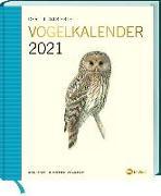Cover-Bild zu Zetterström, Bill: Der illustrierte Vogelkalender 2021