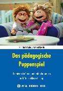 Cover-Bild zu Das pädagogische Puppenspiel von Stöppler, Reinhilde