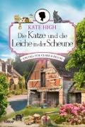 Cover-Bild zu High, Kate: Die Katze und die Leiche in der Scheune