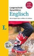 """Cover-Bild zu Langenscheidt, Redaktion (Hrsg.): Langenscheidt Sprachführer Englisch - Buch inklusive E-Book zum Thema """"Essen & Trinken"""""""