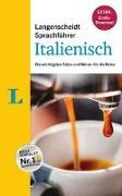 """Cover-Bild zu Langenscheidt, Redaktion (Hrsg.): Langenscheidt Sprachführer Italienisch - Buch inklusive E-Book zum Thema """"Essen & Trinken"""""""