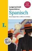 """Cover-Bild zu Langenscheidt, Redaktion (Hrsg.): Langenscheidt Sprachführer Spanisch - Buch inklusive E-Book zum Thema """"Essen & Trinken"""""""