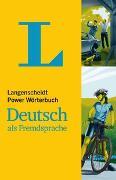 Cover-Bild zu Götz, Dieter (Hrsg.): Langenscheidt Power Wörterbuch Deutsch als Fremdsprache