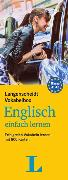 Cover-Bild zu Langenscheidt, Redaktion (Hrsg.): Langenscheidt Vokabelbox Englisch einfach lernen - Box mit Karteikarten