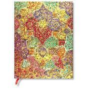 Cover-Bild zu Brokatpapier Südliche Wildblume Ultra liniert