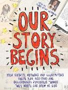 Cover-Bild zu Weissman, Elissa Brent: Our Story Begins (eBook)